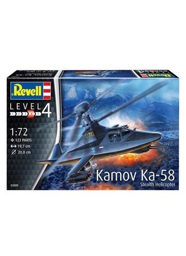 Revell  Maket Kamov Ka-58 03889 Renkli